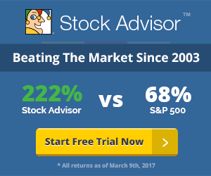 MotleyFool Beating The Market Since 2003