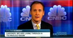 David Gardner on CNBC
