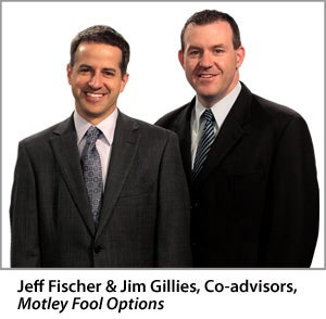 Jeff Fischer and Jim Gillies