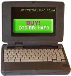 Buy OTC BB: HAFD