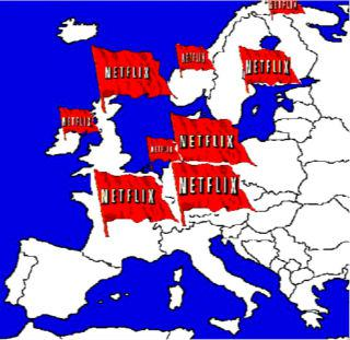 Netflix In Europe