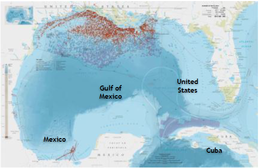 Mexico Potential In Gulf