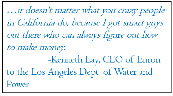 Ken Lay Quote