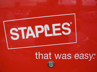 Staples Tmf That Was Easy