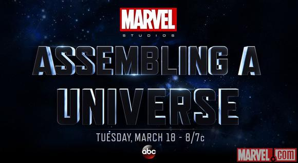 Marvel Studios Assembling A Universe