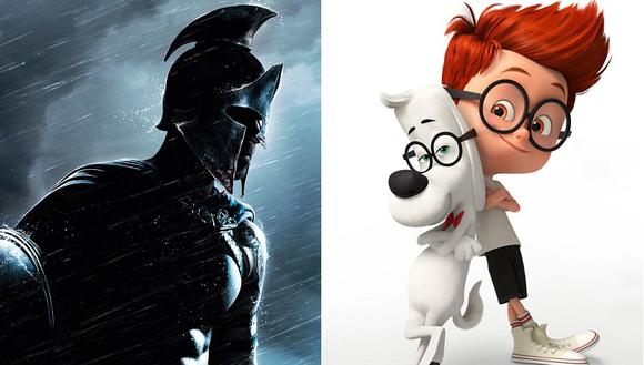 Time Warner and Dreamworks Animation duke it out for box office gold.