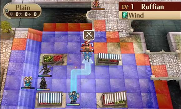 Fire Emblem Gameplay