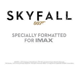 Imax Skyfall