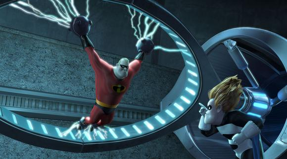 Mr Incredible Syndrome