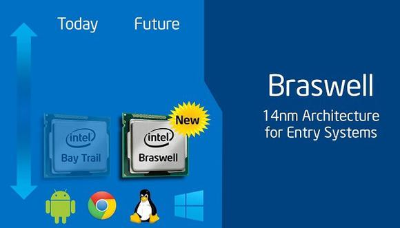 Intel Braswell Tablet Mobile Cpu Processor Chip