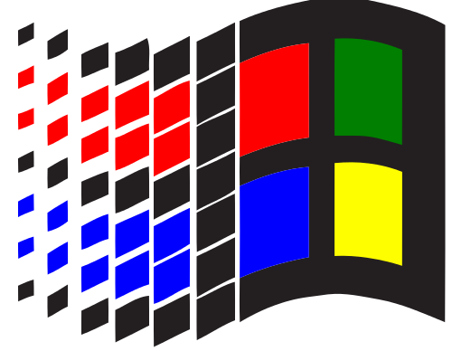 logo  for windows xp
