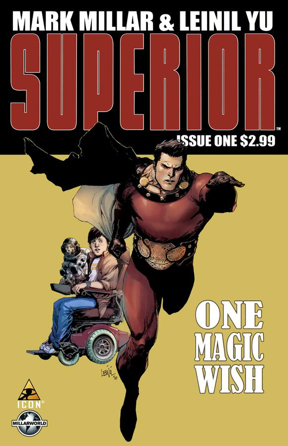 Superior Cover Issue