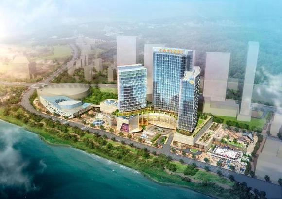 Caesars South Korea Rendered Via Reviewjournal