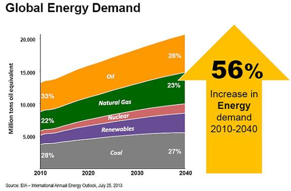 Cat Energy Demand