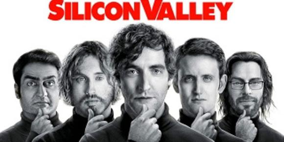 Silicon Valley Cast Logo