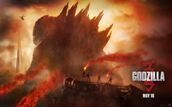 Godzilla Widescreen