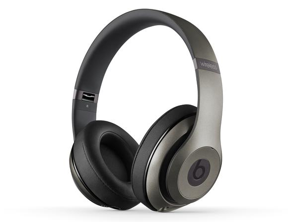 Studio Wireless Titanium Quarter