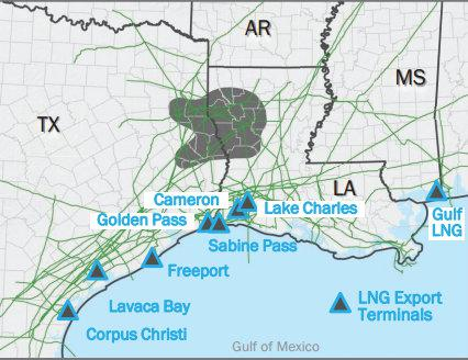 This re emerging american shale play is perfectly positioned for lng source chesapeake energy investor presentation link opens a pdf gumiabroncs Choice Image
