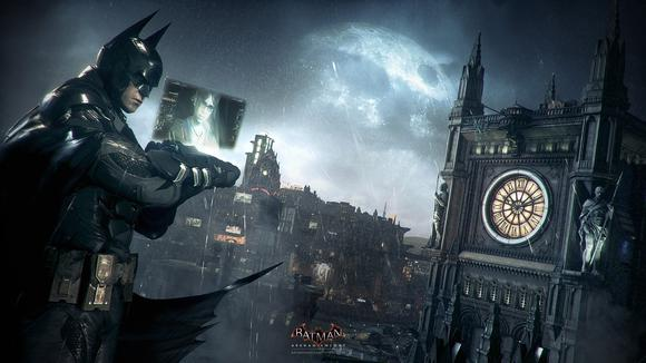 Batman Arkham Knight Clock Tower