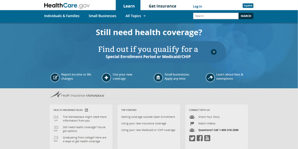 Healthcaregov June