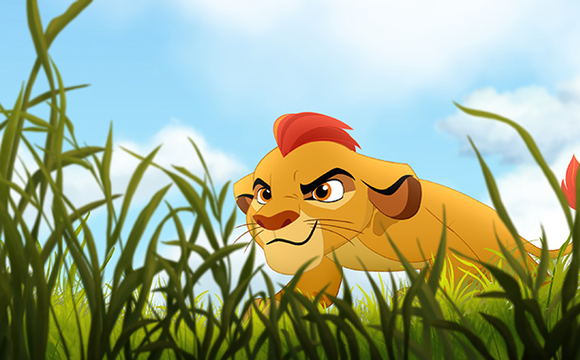 Disney stock, Kion