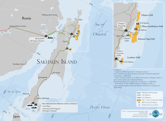 Sakhalin Oil And Gas
