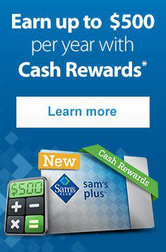 Sams Club Rewards