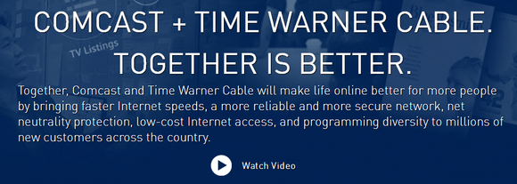 Comcast Campaign