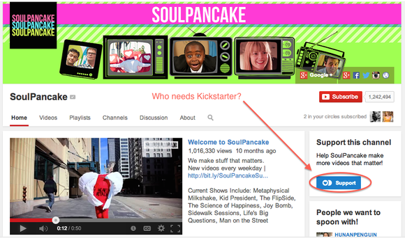 Soulpancake Screen Annotated