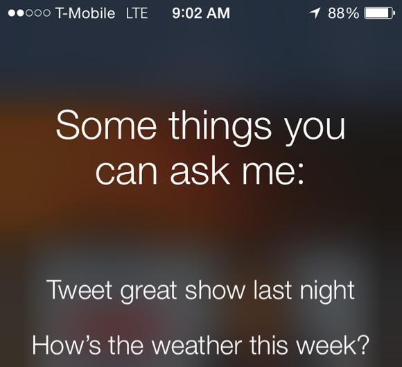 Siri Better