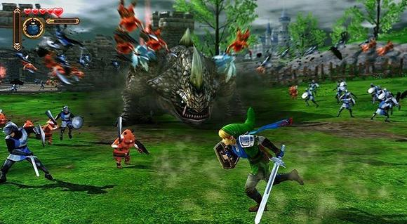 Hyrule Warriors Is Being Co Developed By Ninja Gaiden Maker Team Ninja