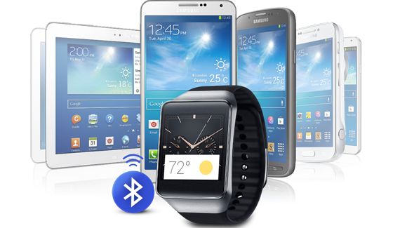 Gear Live Samsung Wearables