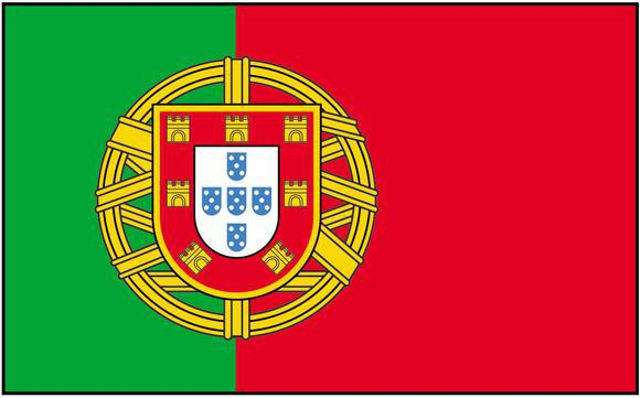Portugal Flag No Attribution