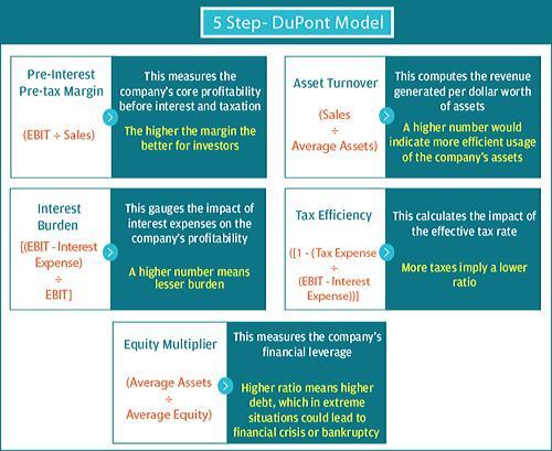 Dupont Model Infographics Final