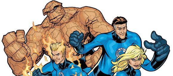 Fantastic Four Comic