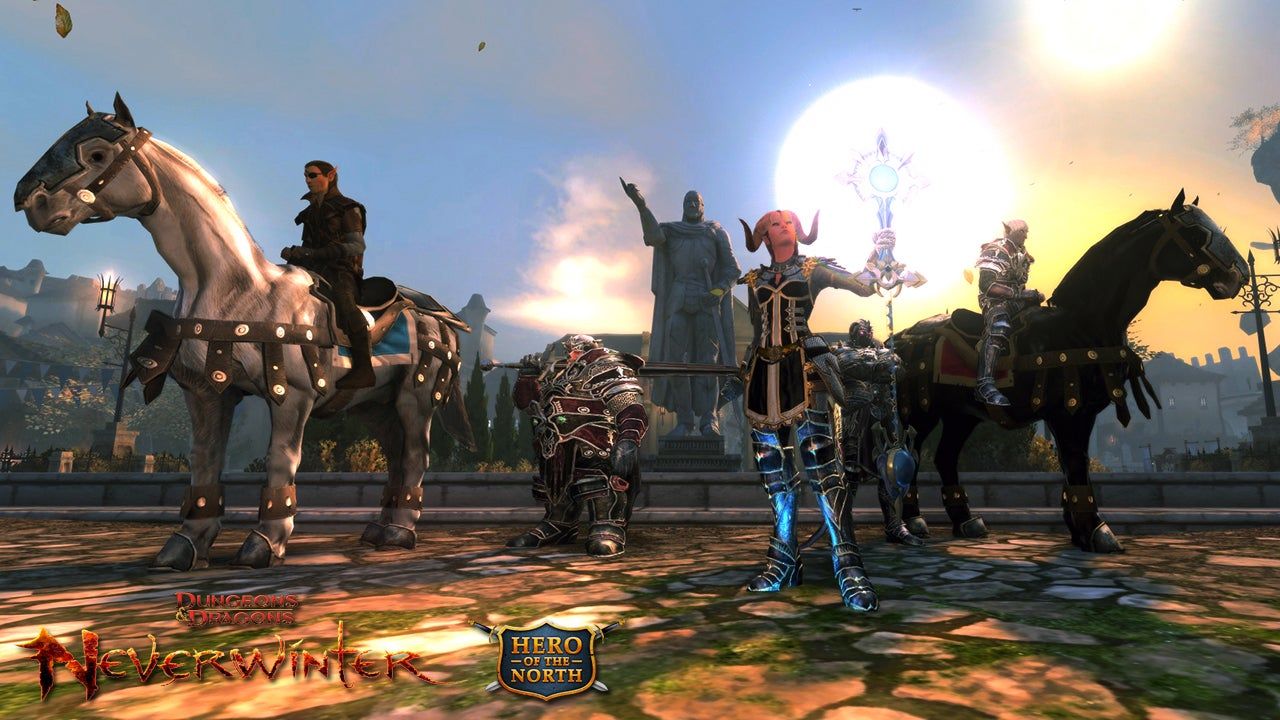 Will 'Neverwinter' Be the Xbox One's Killer App in China? -- The