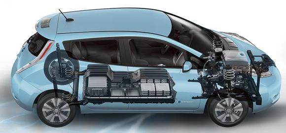Nissan Leaf Pic