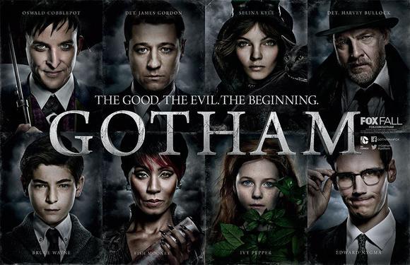 Gotham Netflix Assorted Characters