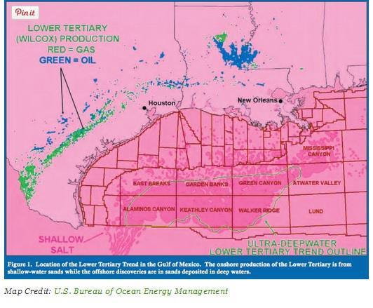 Lower Tertiary Basin