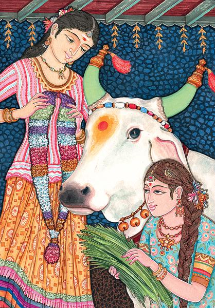 Cow Hinduism