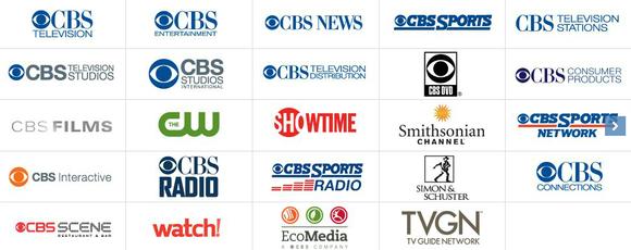 Cbs Logos