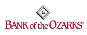 Bank Of The Ozarks Logo Stacked