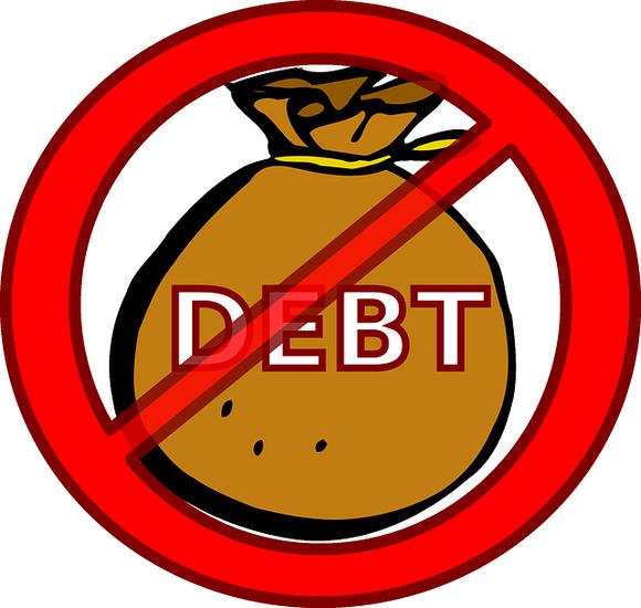 Debt Pixabay