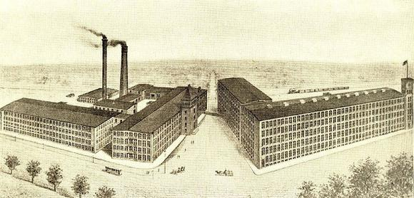 Berkshire Cotton Mill