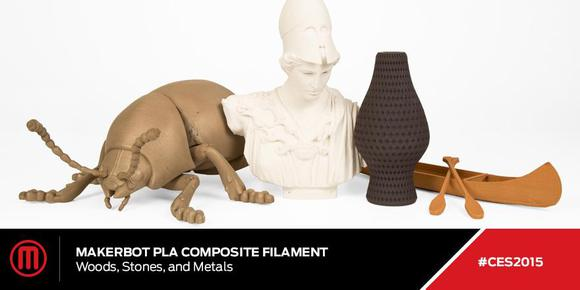 Makerbot Composite Filament