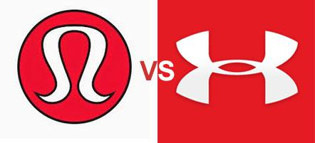 Under Armour V Lululemon