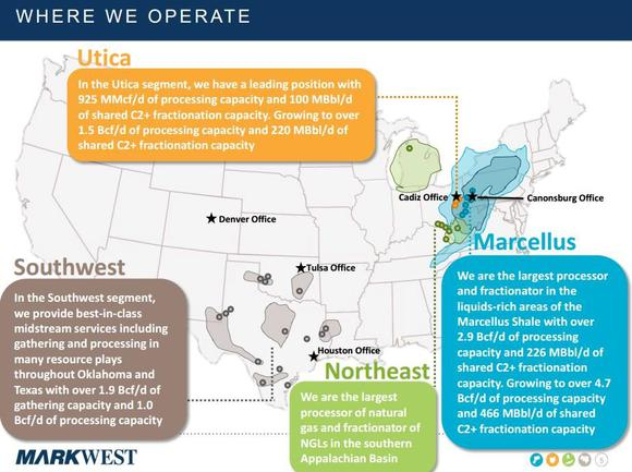 Marcellus Asset Map