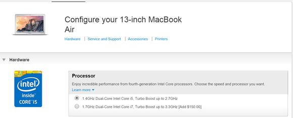 Macbook Air Capture