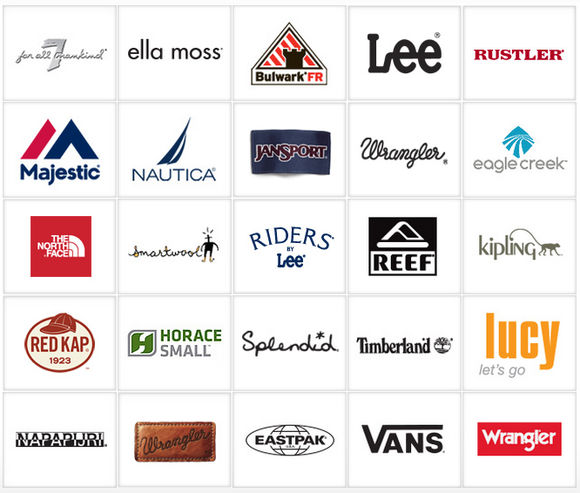 Vf Corp Brands