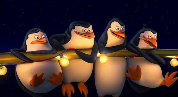 Dwa Penguins